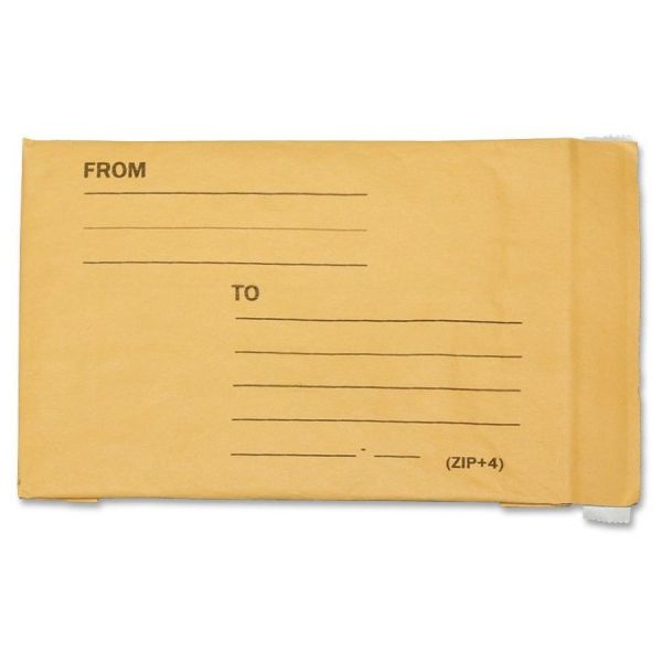 SKILCRAFT Lightweight #0 Padded Mailers