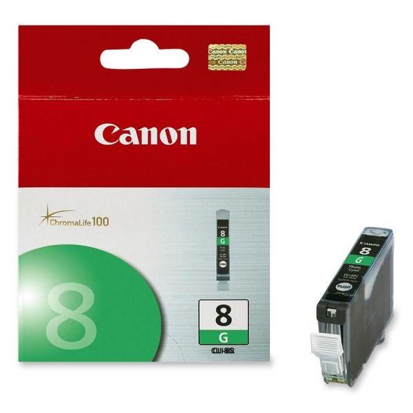 Canon CLI-8G Green Ink Cartridge (0627B002)