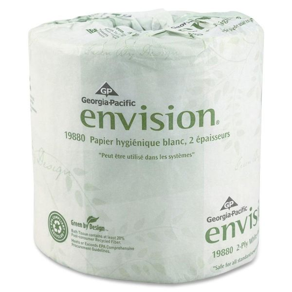 Envision Individually Wrapped Toilet Paper