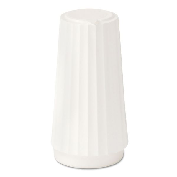 Diamond Crystal Classic White Disposable Salt Shakers