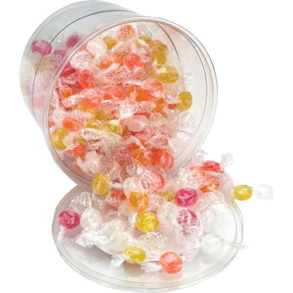 Individually Wrapped Sugar-Free Hard Candy Tub