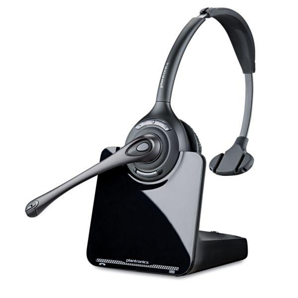 Plantronics CS510 Monaural Over-the-Head Wireless Headset
