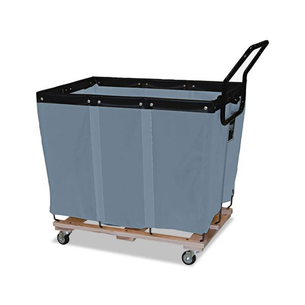 Royal Basket Trucks Basket Truck Handle, 5 x 17, Steel, Black
