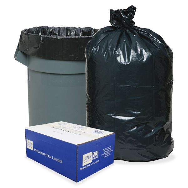 Webster Opaque 45 Gallon Trash Bags