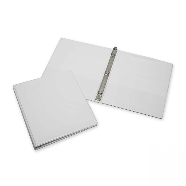 "SKILCRAFT Rigid 1/2"" 3-Ring Binder"