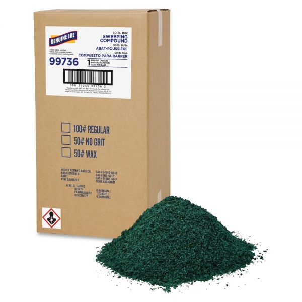 Genuine Joe Oil-Based Sweeping Compound