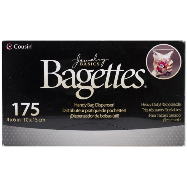 Bagettes Heavy-Duty Reclosable Bags
