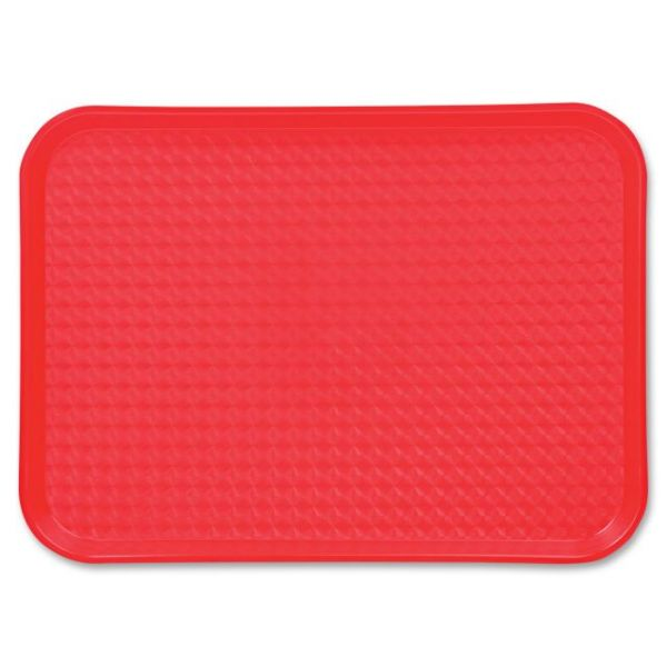 Tatco Plastic Food Trays