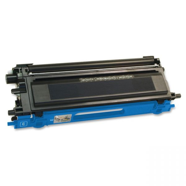West Point Products Remanufactured Brother TN-115C Cyan Toner Cartridge