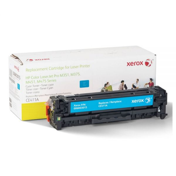 Xerox Remanufactured HP CE411A Toner Cartridge