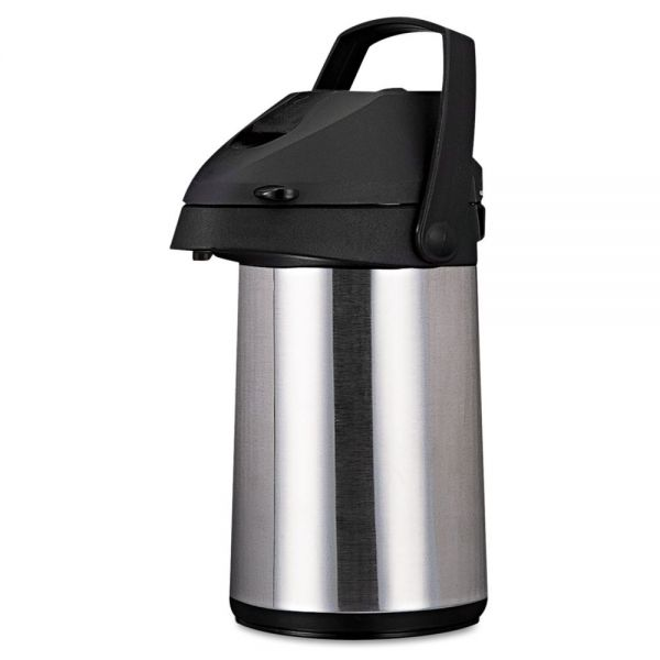 Coffee Pro Direct Insulated Airpot with Carry Handle