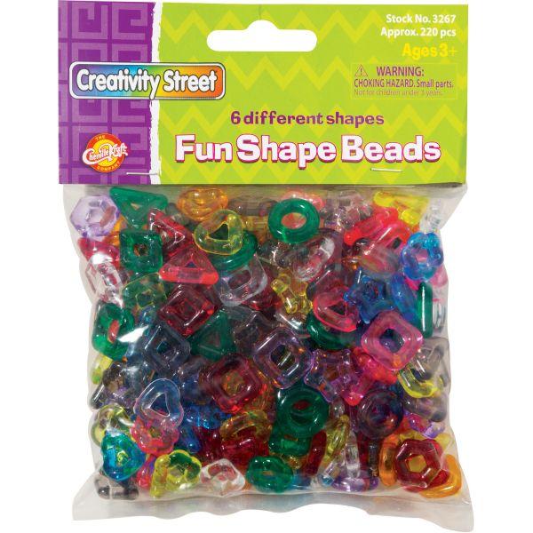 Creativity Street Stringing Ring Beads