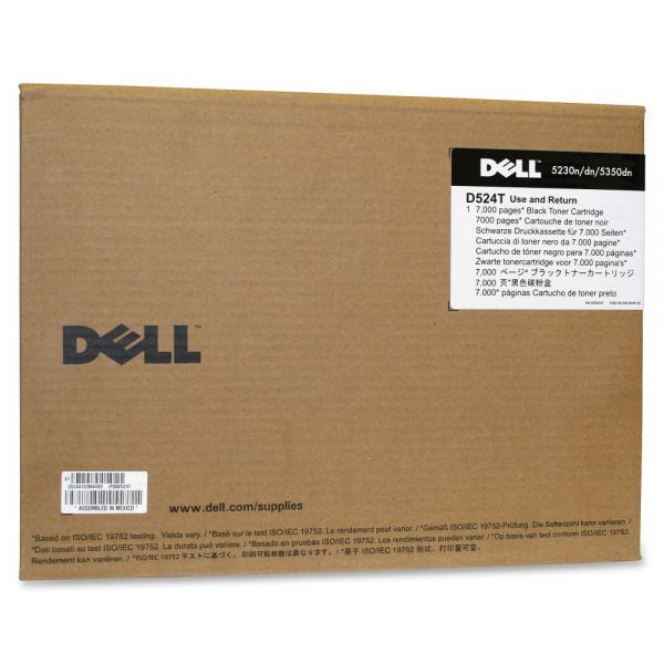 Dell 330-6989 Toner Cartridge - Black