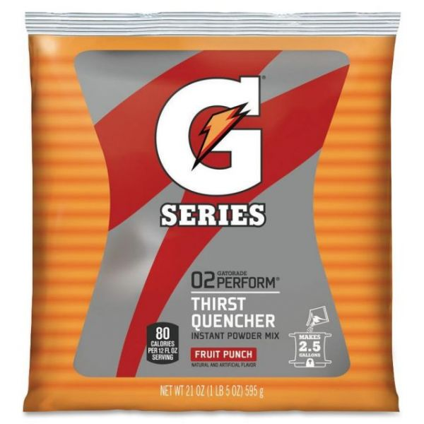 Gatorade Red Thirst Quencher Mix Pouch