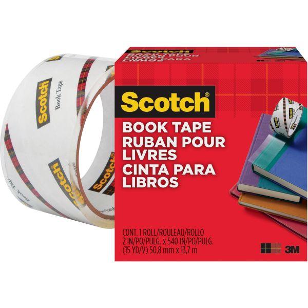 """Scotch 2"""" Book Repair Tape"""