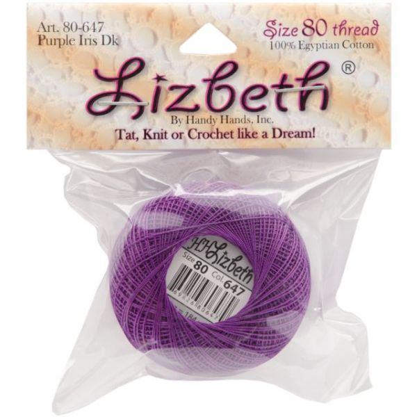 Lizbeth Cordonnet Cotton Size 80