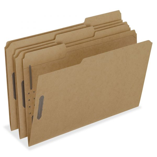 Pendaflex Kraft File Folders With Fasteners