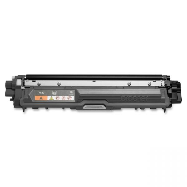 Brother TN-221BK Toner Cartridge