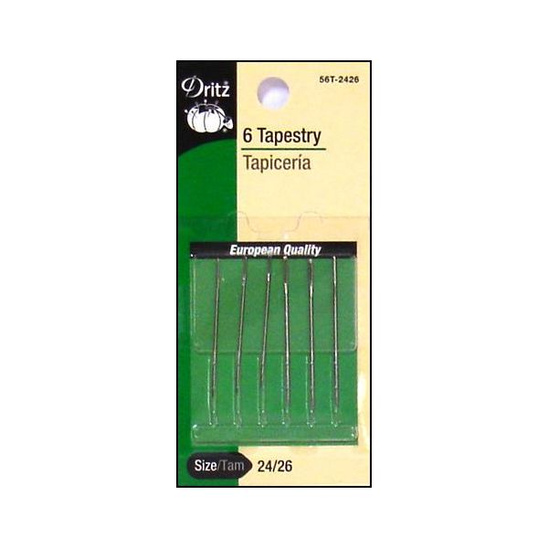 Dritz Tapestry Hand Needles