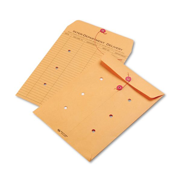 Quality Park Standard Style Inter-Dept. Envelopes
