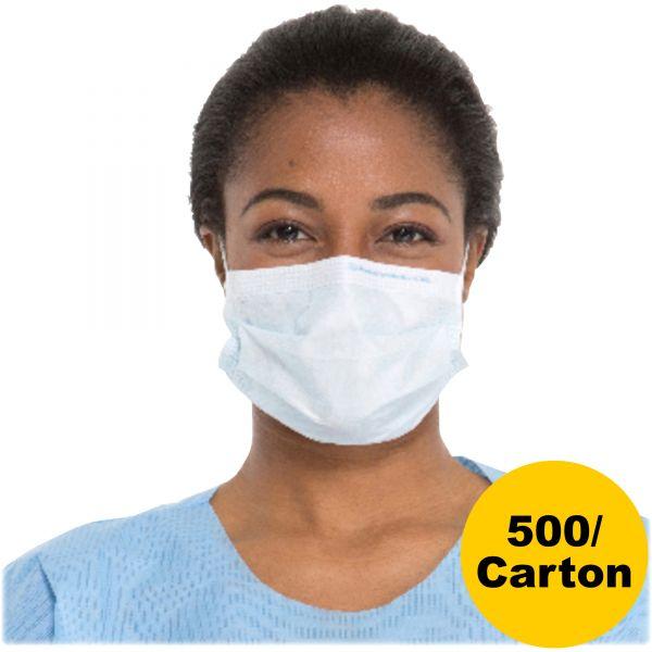 Kimberly-Clark Tecnol Procedure Face Masks