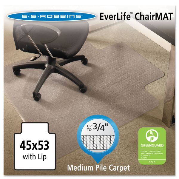E.S. Robbins Anchormat Medium Pile Chair Mat