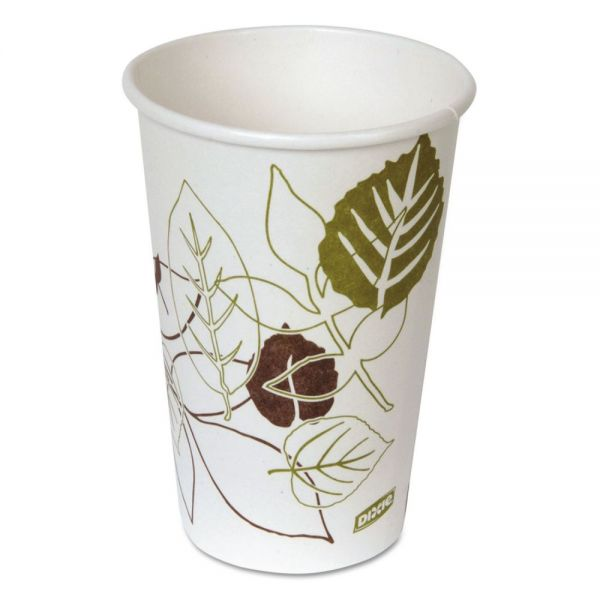 Dixie Pathways 16 oz Paper Coffee Cups