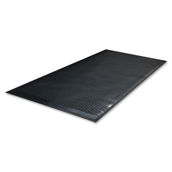 Guardian CleanStep Outdoor Rubber Scraper Floor Mat