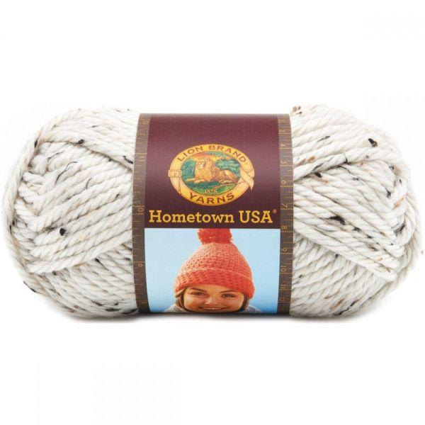 Lion Brand Hometown USA Yarn - Aspen Tweed