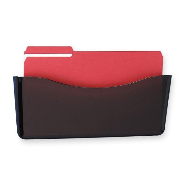 Rubbermaid Single-Pocket Hanging Wall File Pocket