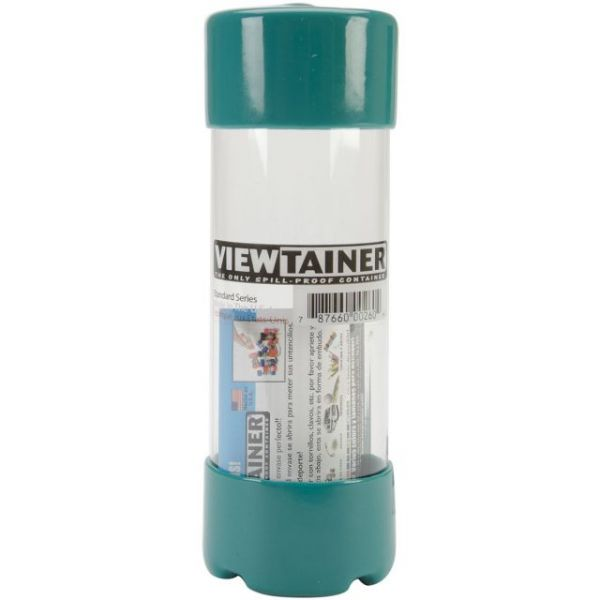 "Viewtainer Slit Top Storage Container 2""X6"""