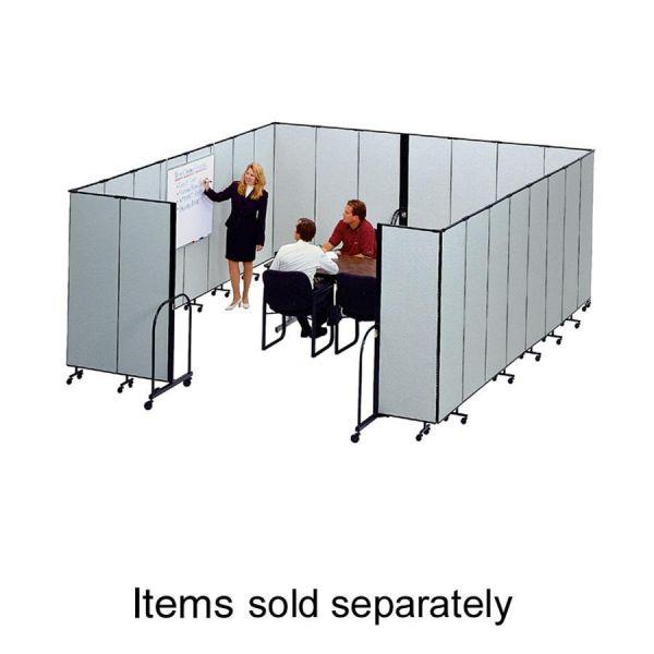 Screenflex FREEstanding Commercial Editable Portable Room Divider