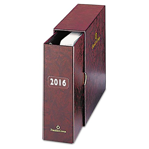 Franklin Covey Classic Storage Binder and Sleeve