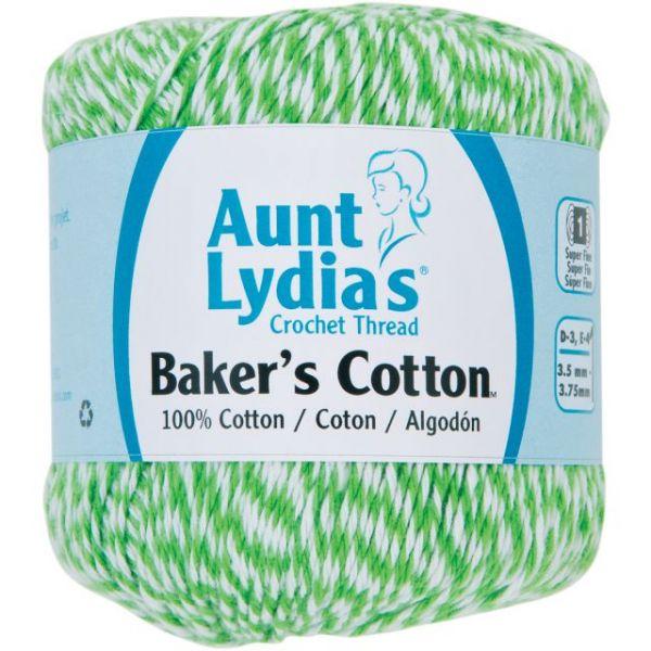 Aunt Lydia's Baker's Cotton Crochet Thread