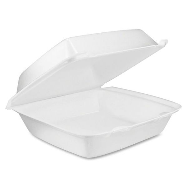 Dart Foam Clamshell Takeout Containers
