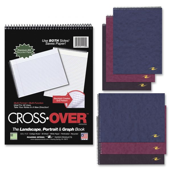Roaring Spring Crossover Notebook