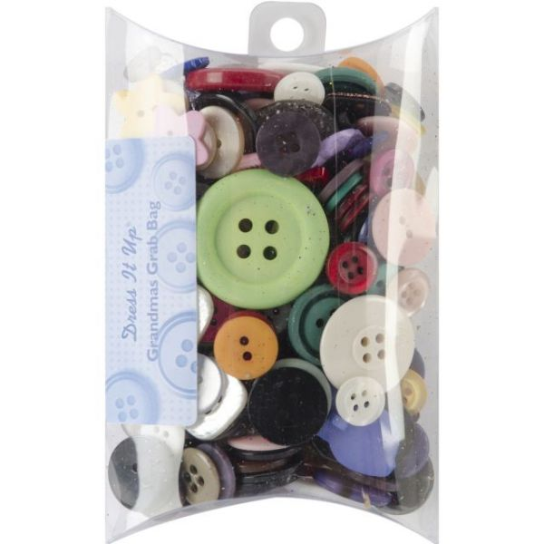 Dress It Up Embellishments Grab Bag