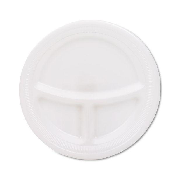"SOLO Mediumweight 9"" Foam Plates"