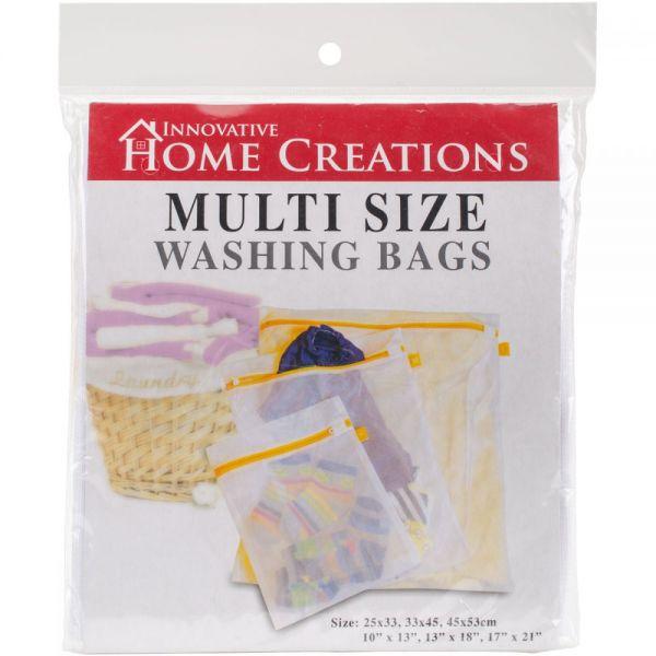 Multi Size Mesh Laundry Bags