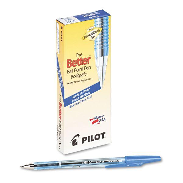 Pilot Better Ballpoint Pens