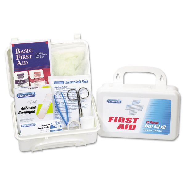 PhysiciansCare 25 Person First Aid Kit