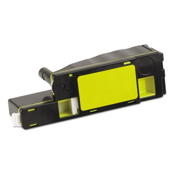Media Sciences 41088 Remanufactured 331-0779 (5M1VR) High-Yield Toner, Yellow