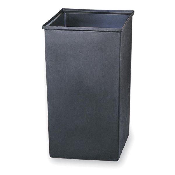 Safco Rigid 36 Gallon Trash Can Liner