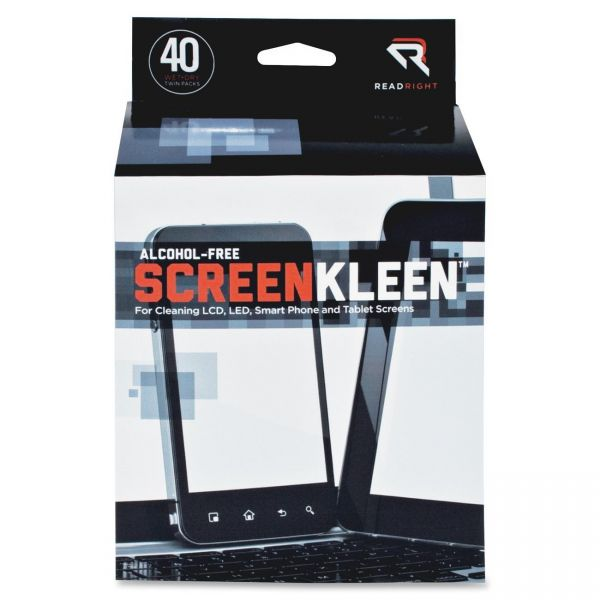 ScreenKleen Cleaning Wipes