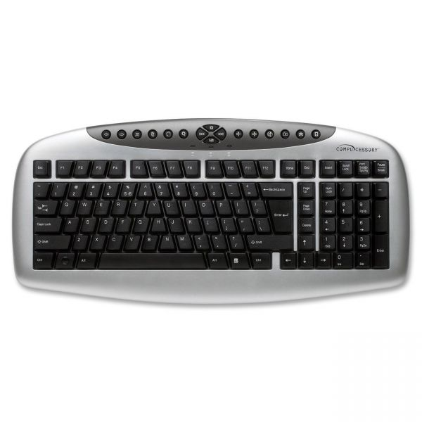 Compucessory Multimedia A-shaped Anti-RSI Keyboard