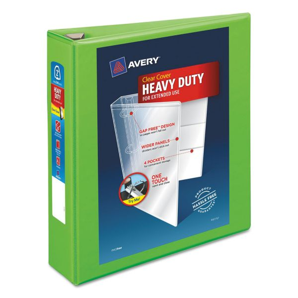 "Avery Heavy-Duty 2"" 3-Ring View Binder"