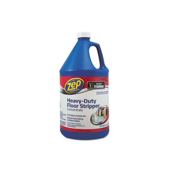 Zep Commercial Floor Stripper, 1 gal Bottle