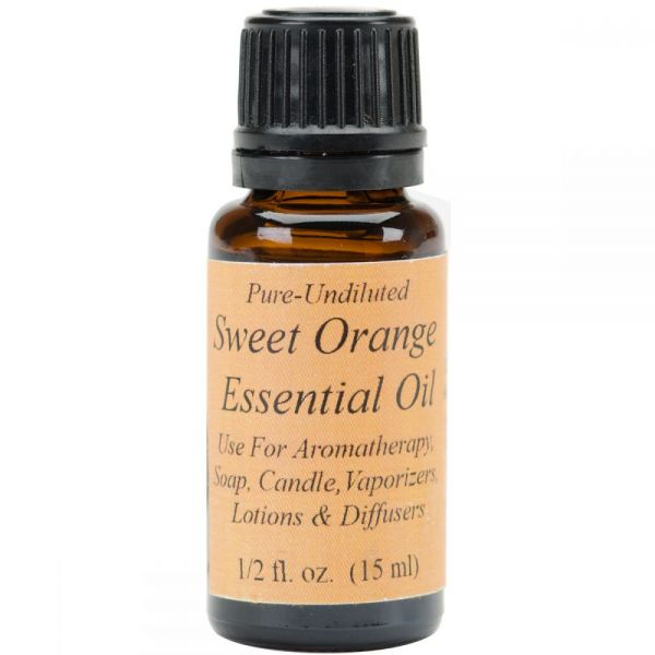 Essential Oil Open Stock .5oz