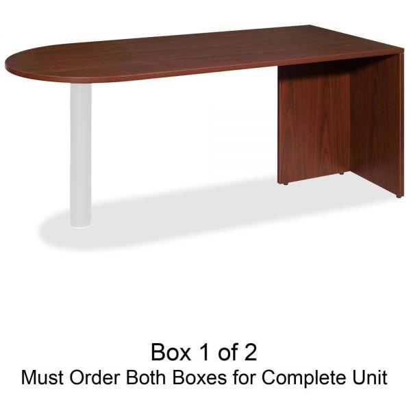 Lorell Essentials Box 1 of 2 Peninsula