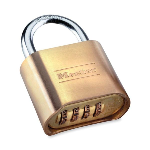 Master Lock Resettable Combination Lock